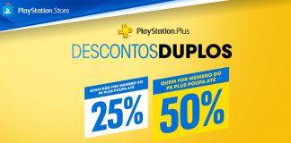 Descontos Duplos do PlayStation Plus