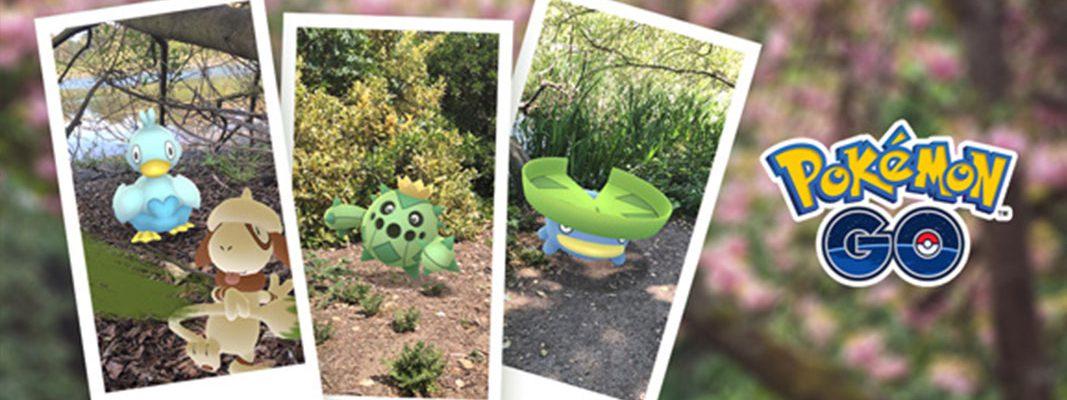 New Pokémon Snap Celebration chega ao Pokémon GO