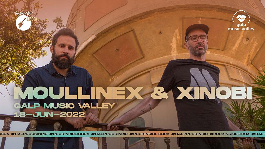 Moullinex & Xinobi