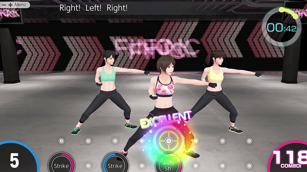 Knockout Home Fitness