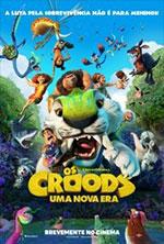 UCI Cinemas / Os Croods: Uma Nova Era