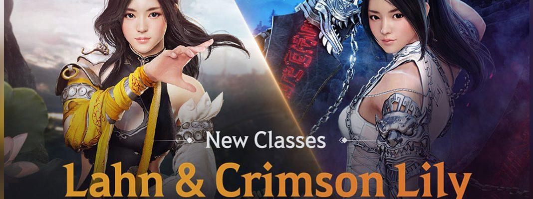 Black Desert Mobile: Novas classes Lahn e Crimson Lily