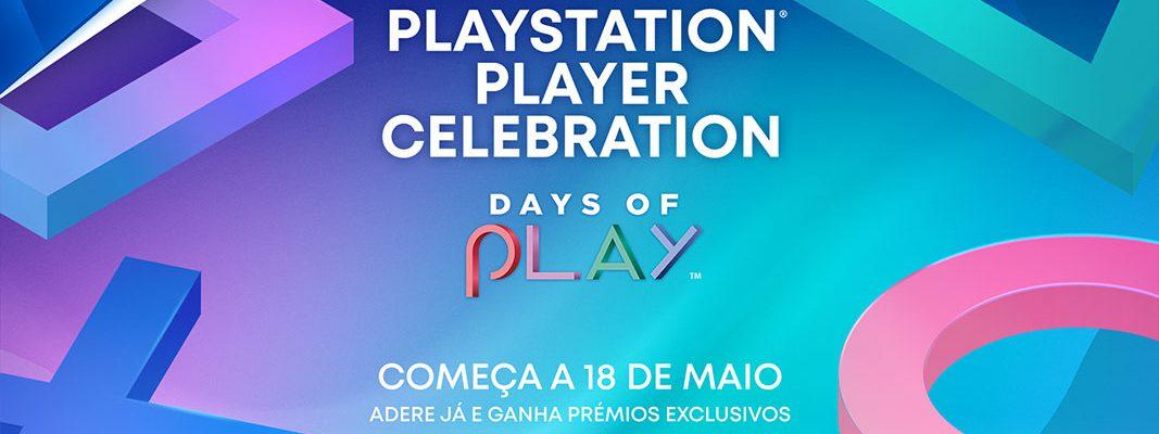 PlayStation Player Celebration está de volta com Days of Play 2021