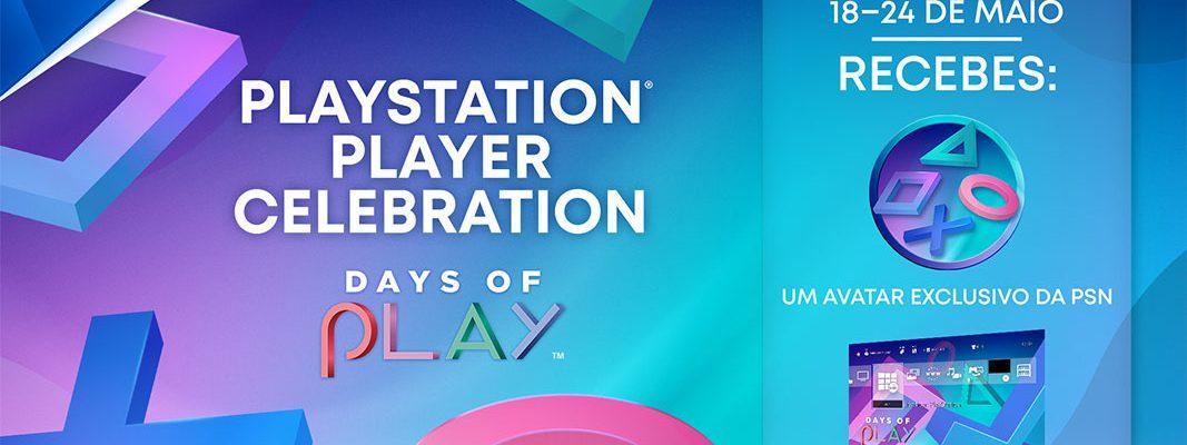 Days of Play arranca hoje com PlayStation Player Celebration