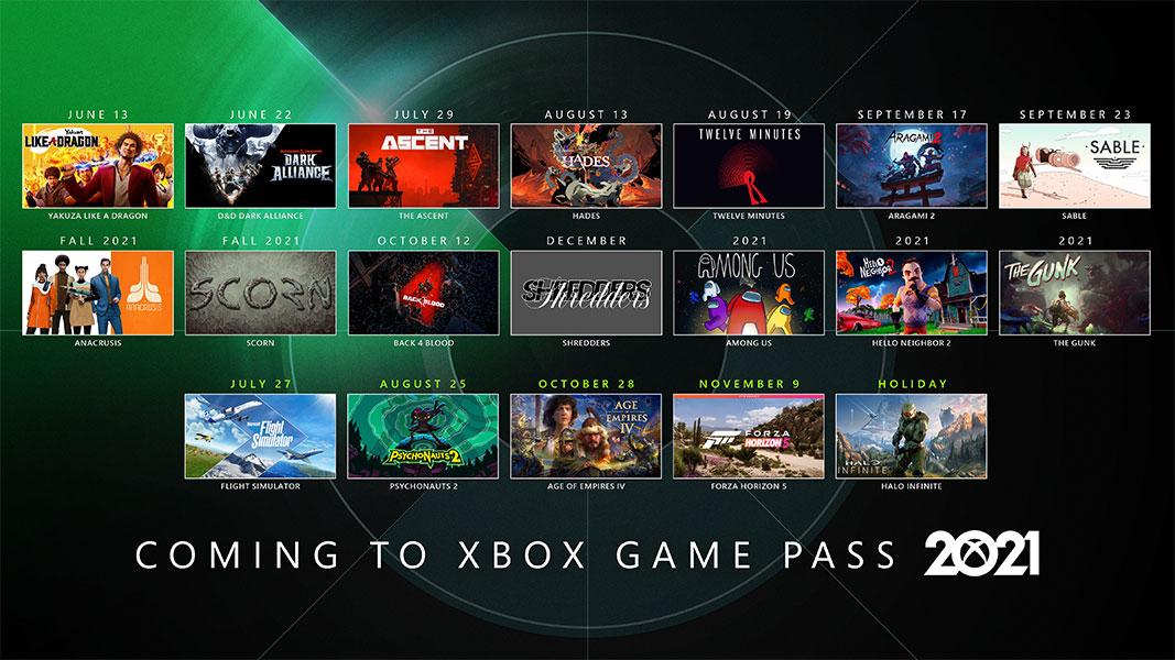 Xbox & Bethesda Games Showcase