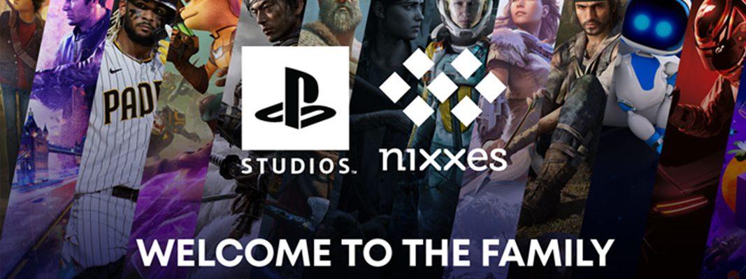 PlayStation Studios adquire estúdio holandês Nixxes