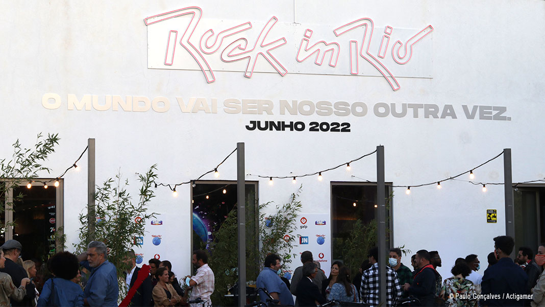 Rock in Rio Lisboa 2022