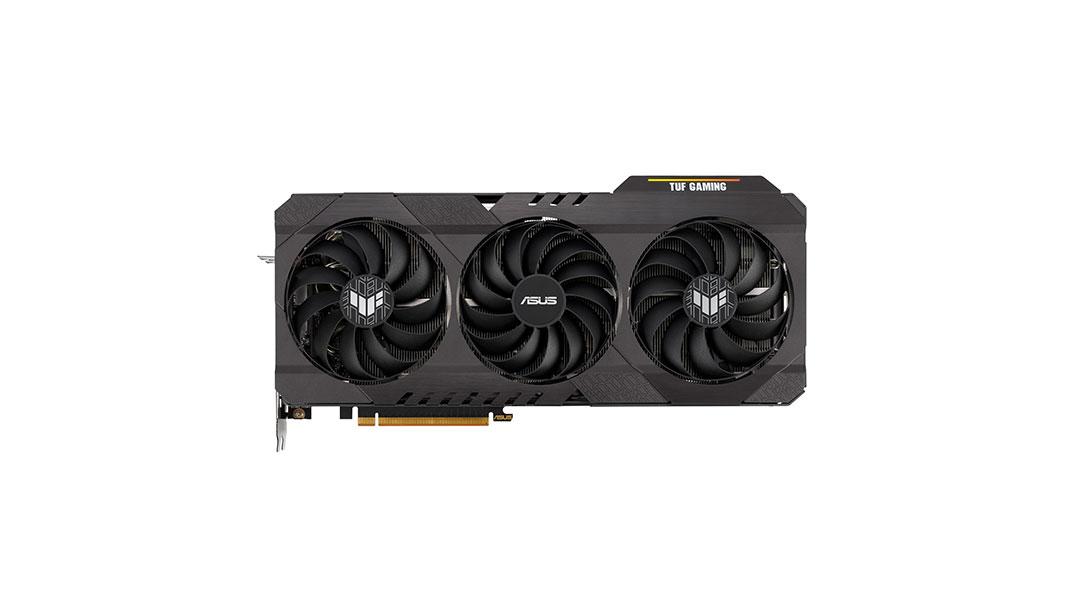 TUF Gaming Radeon RX 6700 XT OC Edition