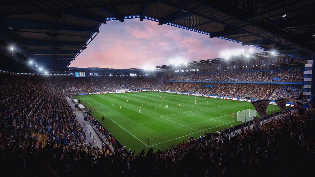 FIFA 22 - Bielefelder Alm