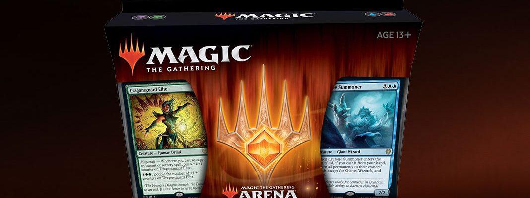 Magic: The Gathering - Arena Starter Kit 2021