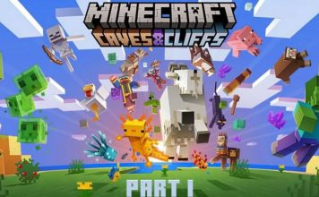 Minecraft 1.17 - Caves & Cliffs: Part I