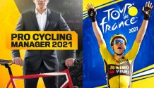 Tour de France 2021 e Pro Cycling Manager 2021