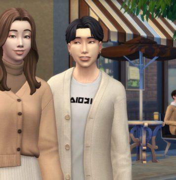 The Sims 4 - Fashion Street e Incheon Arrivals
