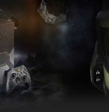 Pack Xbox Series X Halo Infinite Limited Edition