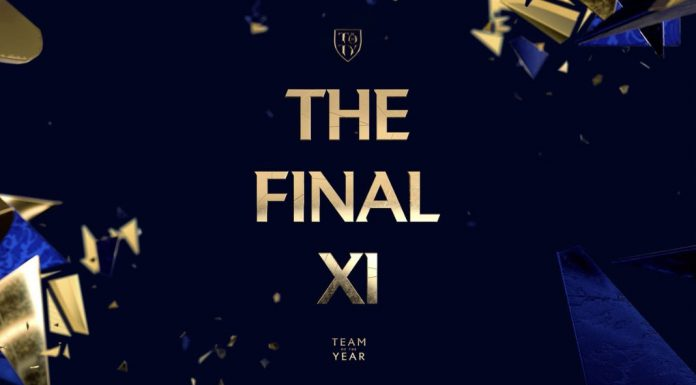 Team Of The Year FIFA 21