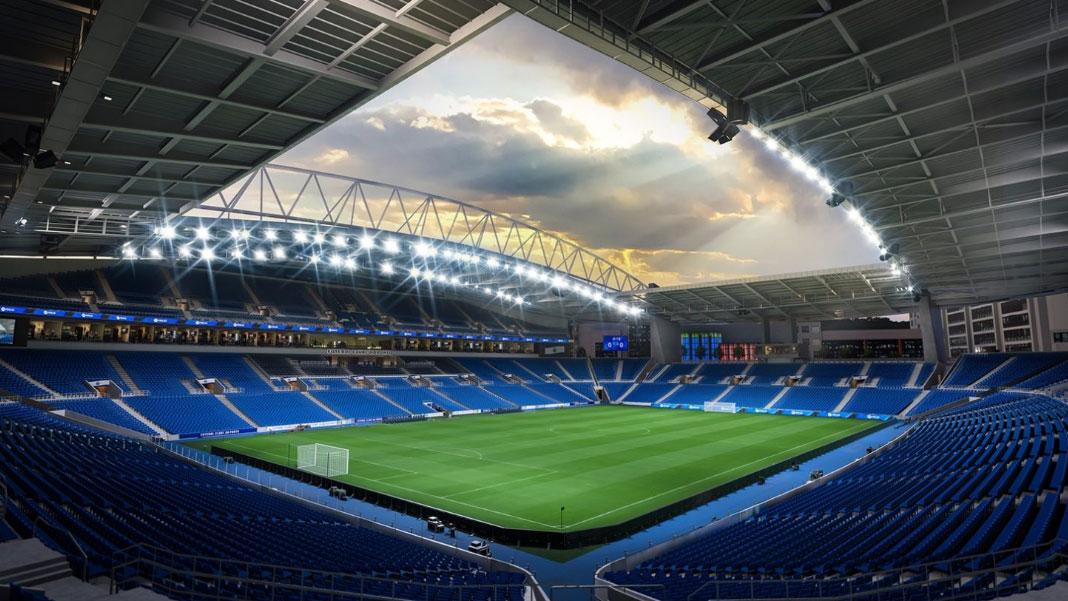 FIFA 22 - Estádio do Dragão (FC Porto)