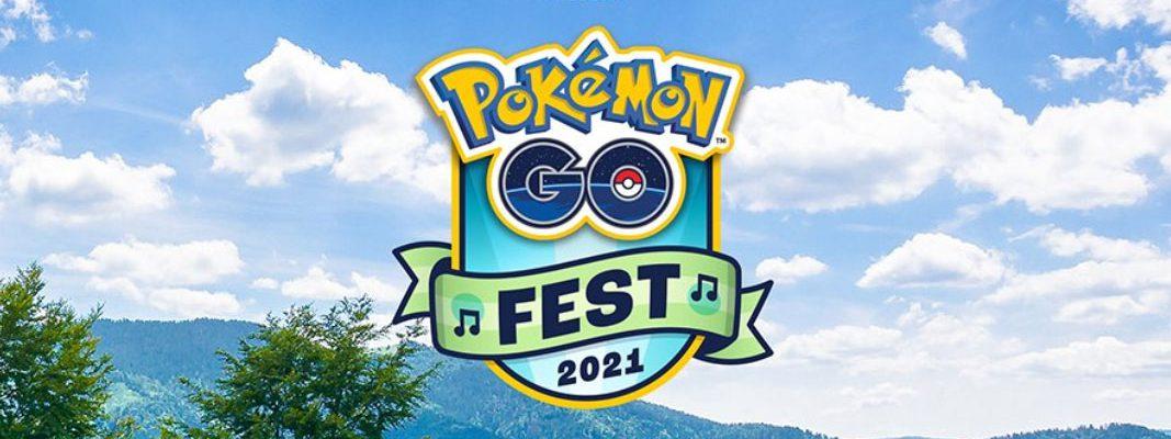 Pokémon GO Fest 2021