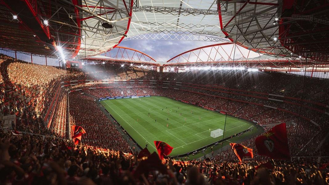 FIFA 22 - Estádio da Luz (S.L. Benfica)