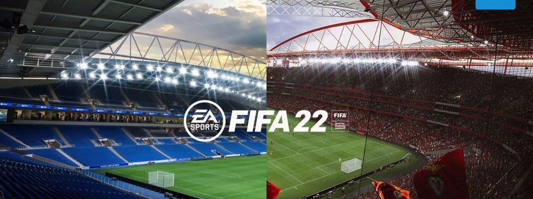 FIFA 22 - Estádios