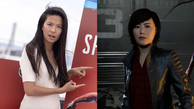 Jani Zhao dá voz a Yuri Watanabe em Marvel's Spider-Man