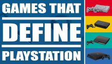 Jogos que definiram a PlayStation